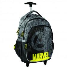 PASO Marvel gurulós iskolatáska 45x31x24 cm Előnézet