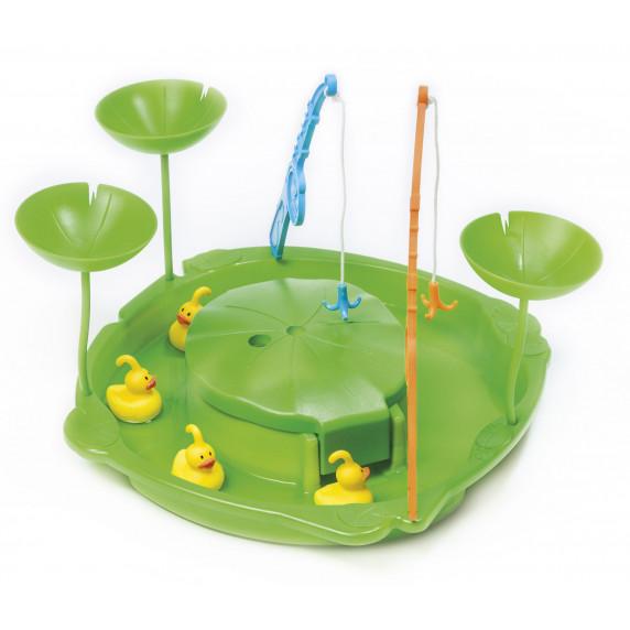 Duck Fishing Games - Vizes horgász játék zöld Inlea4Fun