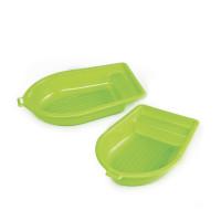 Csónak alakú két részes homokozó - Zöld Inlea4Fun