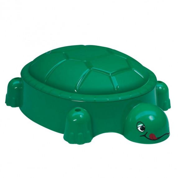 Teknős homokozó tetővel Inlea4Fun