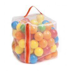 Színes labdák medencébe játszósátorba 6 cm 100 darab Inlea4Fun Előnézet