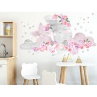 Falmatrica SECRET GARDEN Moon - Hold rózsaszín