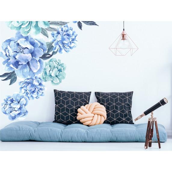 Falmatrica SECRET GARDEN Peonies - Virágok kék