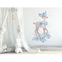 Falmatrica SECRET GARDEN Roe - Őzikés kék