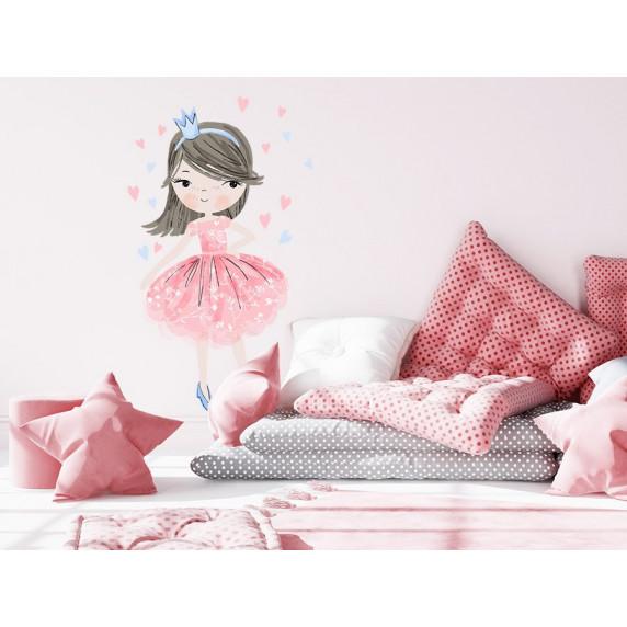 Falmatrica CHARACTERS Princess - Hercegnős rózsaszín