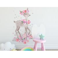 Falmatrica SECRET GARDEN Roe - Őzikés rózsaszín
