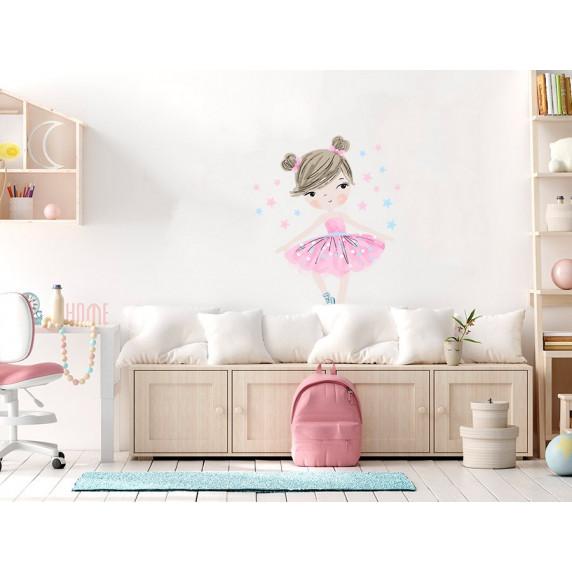 Falmatrica CHARACTERS Ballerina - Balerinás rózsaszín