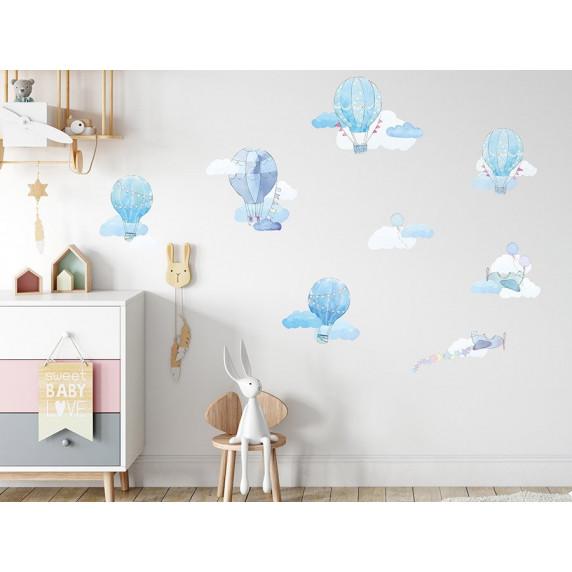 Falmatrica BALLONS - Léggömbök kék