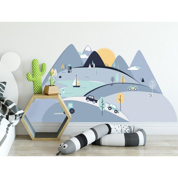 Falmatrica BLUE MOUNTAINS 150  x 75 cm  - S