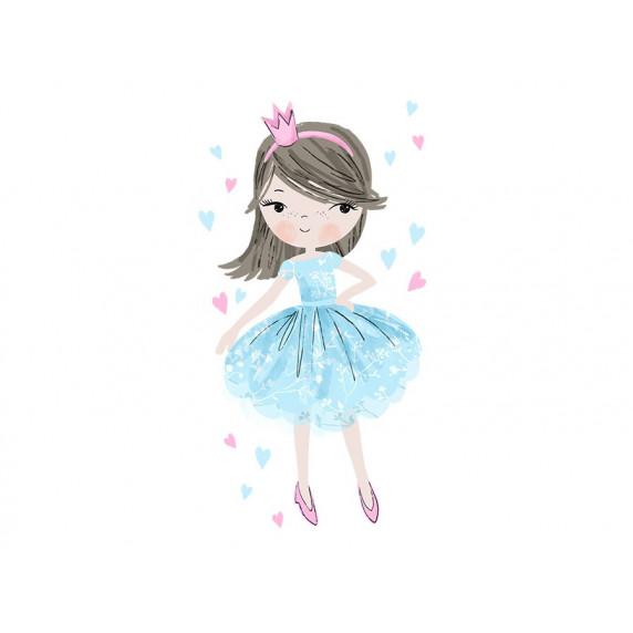 Falmatrica CHARACTERS Princess - Hercegnős kék