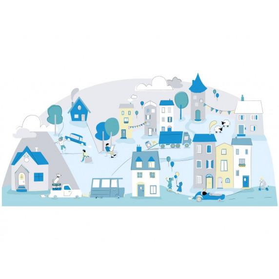 Falmatrica MINT SMALL TOWN 150  x 72 cm  - S