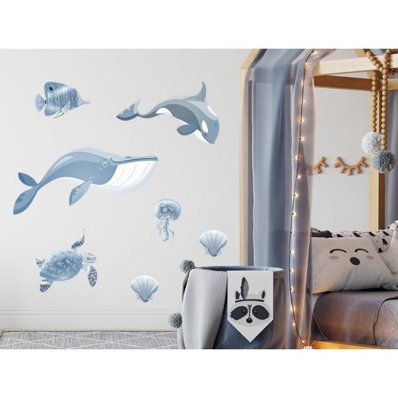 Falmatrica ANIMALS Ocean - Óceán világa