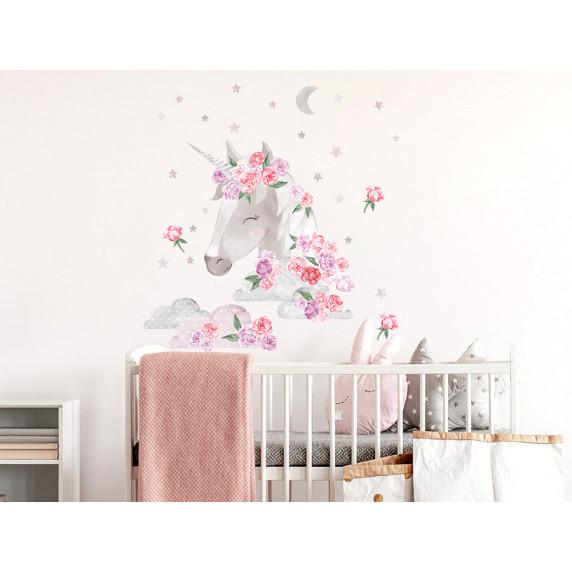 Falmatrica SECRET GARDEN Unicorn - Egyszarvú rózsaszín