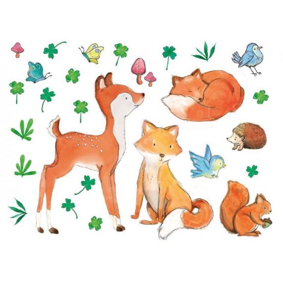 Falmatrica ANIMALS Forest Friends - Erdei barátok