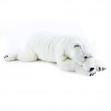 Plüss jegesmedve fekvő 109 cm Előnézet