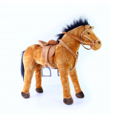 Plüss ló 70 cm Előnézet