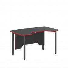 SKYLAND Skill íróasztal 7049346 - Antracit/piros Előnézet