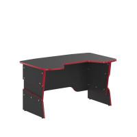 SKYLAND Skill íróasztal 7055550 - Antracit/piros
