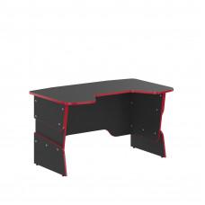 SKYLAND Skill íróasztal 7055550 - Antracit/piros Előnézet