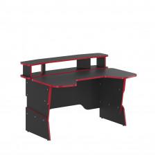 SKYLAND Skill íróasztal 7055551 - Antracit/piros Előnézet