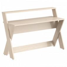 TAIPIT Comp Modern íróasztal 145x60x98 cm - Tiara Beech Előnézet