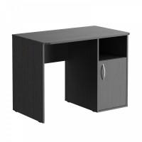 Íróasztal 100x60x75 cm TAIPIT Comp - Dark Legno