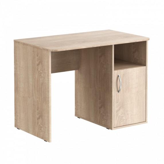 Íróasztal 100x60x75 cm TAIPIT Comp - Sonoma Oak Light