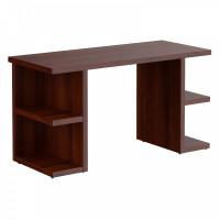 Íróasztal 140x60x76 cm TAIPIT Comp - Burgundy