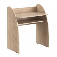 Íróasztal 80x46x93,2 cm TAIPIT Comp - Sonoma Oak Light