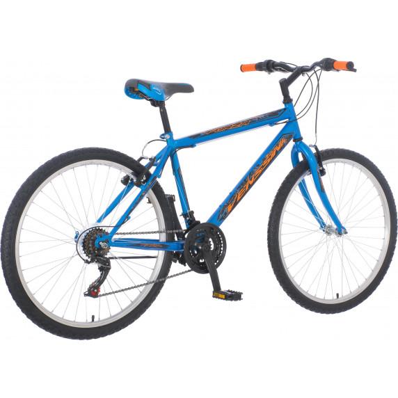 """Férfi kerékpár Venssini Plavo  26""""/18"""" ROM2654 - kék"""