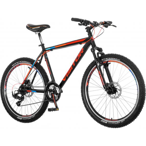 """Férfi kerékpár Explosion Visitor EXP261AMD2  26""""/20"""" -fekete/narancssárga"""