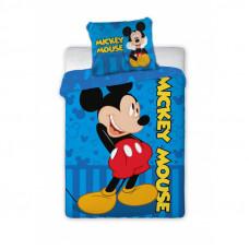 Ágyneműhuzat Mickey egér 100 x 135 cm Előnézet
