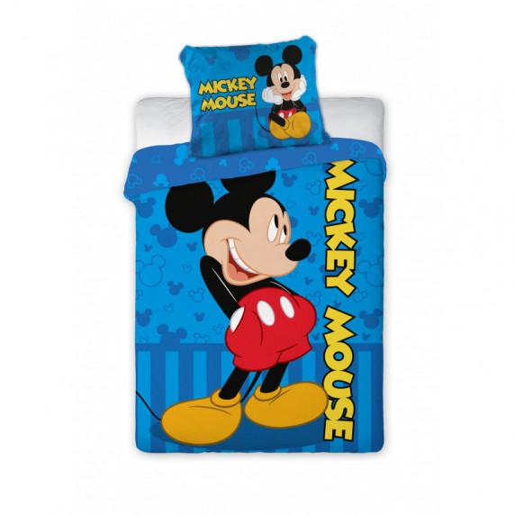 Ágyneműhuzat Mickey egér 100 x 135 cm