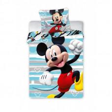 Ágyneműhuzat Mickey egér POFA0386 100 x 135 cm Előnézet