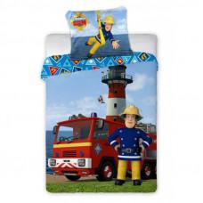 Ágyneműhuzat Sam a tűzoltó - ovis 135 x 100 cm Előnézet