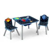 Gyerekasztal székekkel - univerzum