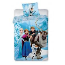 Ágyneműhuzat Jégvarázs - Frozen 1  140 x 200 cm Előnézet