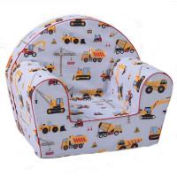 Gyerek fotel - építkezés