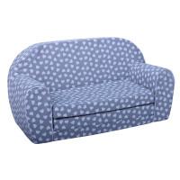 Gyerek kanapé mini - szivecskés