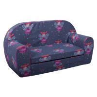 Gyerek kanapé mini - tündérek