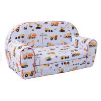 Gyerek kanapé mini - építkezés