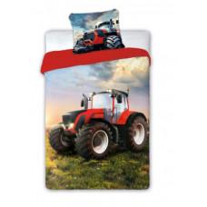 Ágyneműhuzat Traktor 140 x 200 cm Előnézet