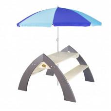 AXI KYLO XL Piknik asztal napernyővel Előnézet