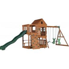 Backyard Discovery játszóház HILL CREST Előnézet