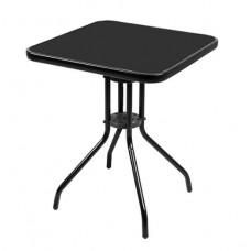 Linder Exclusiv kerti asztal BISTRO MC33081BB 60 x 60 x 70 cm Előnézet