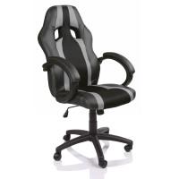 Tresko Racing Irodai szék RS018 - Fekete/szürke