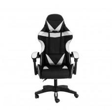 Gamer szék Aga MR2080WHITE - Fekete/fehér Előnézet
