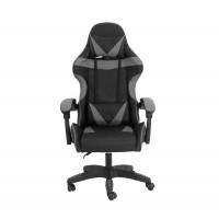 Gamer szék Aga MR2080GREY - Fekete/szürke