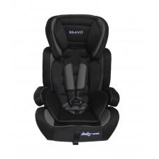 Baby Coo Bravo autósülés 2018 - Szürke Előnézet