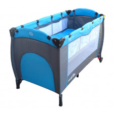 Baby Coo Malibu Plus utazóágy - Blue Előnézet